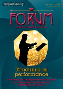 242805694-Teaching-as-performance-UoY-Forum-36-Autumn-2014